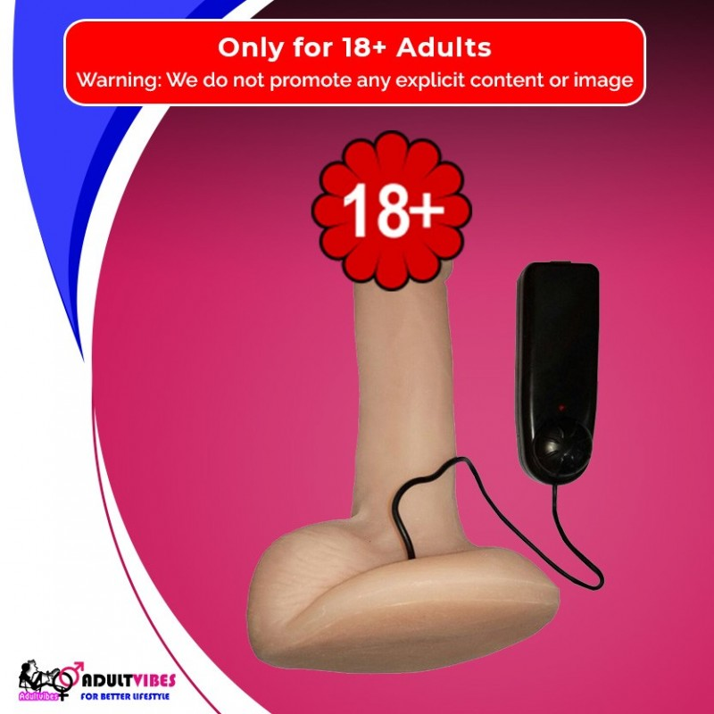 Stainless Steel Iron Wire Male Chastity Lock BDSM-016