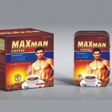 Maxman Coffee Sexual Enhancer for Men HSP-008