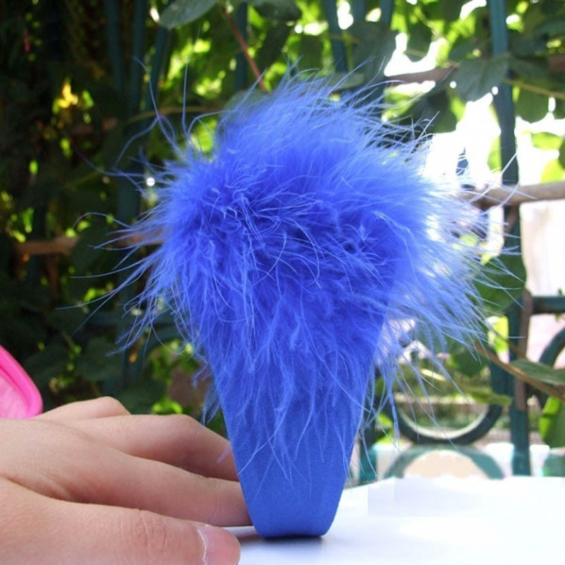 C String Feather For Women WLPT-024